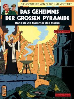 Abenteuer von Blake und Mortimer 2: Das Geheimnis der großen Pyramide: Die Kammer des Horus