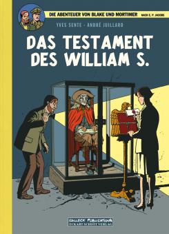 Abenteuer von Blake und Mortimer 21: Das Testament des William S. (Vorzugsausgabe)
