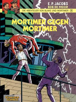 Abenteuer von Blake und Mortimer 9: Mortimer gegen Mortimer