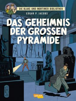 Blake und Mortimer Bibliothek 2: Das Geheimnis der großen Pyramide