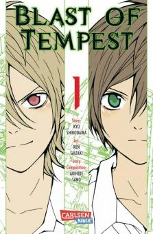 Blast Of Tempest Band 1