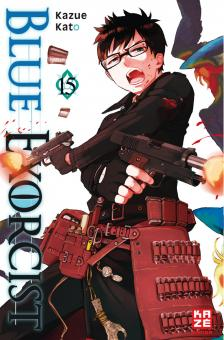 Blue Exorcist Band 15