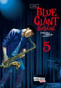 Blue Giant Supreme Band 5
