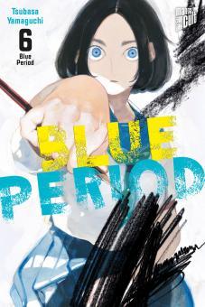 Blue Period Band 6