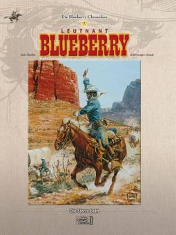 Blueberry-Chroniken 2: Leutnant Blueberry - Die Sierra bebt