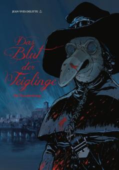 Blut der Feiglinge 3: Die Verschwörung