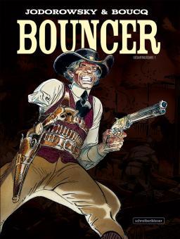 Bouncer (Gesamtausgabe) Band 1