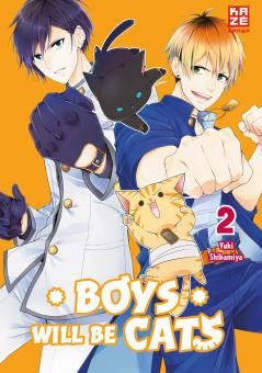 Boys will be Cats Band 2