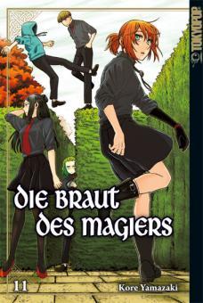 Braut des Magiers Band 11