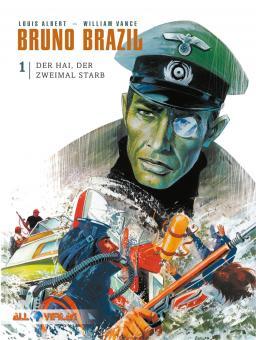 Bruno Brazil 1: Der Hai, der zweimal starb