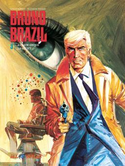 Bruno Brazil 3:  Augen ohne Gesicht