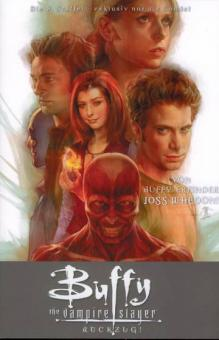 Buffy the Vampire Slayer (Staffel 8) 6: Rückzug