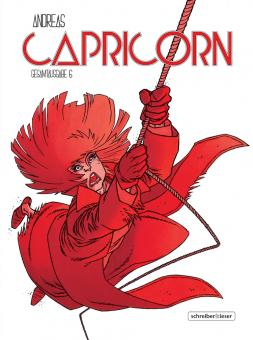 Capricorn (Gesamtausgabe) Band 6