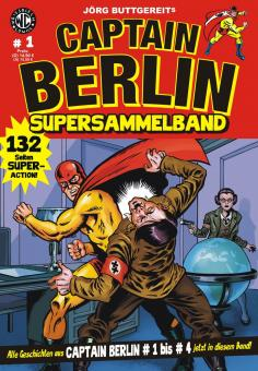 Captain Berlin Supersammelband 1