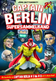 Captain Berlin Supersammelband 2
