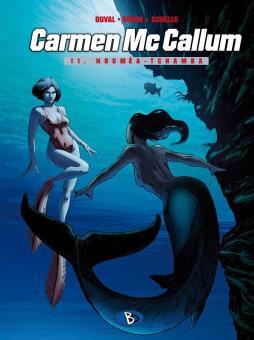 Carmen McCallum 11: Nouméa Tchamba