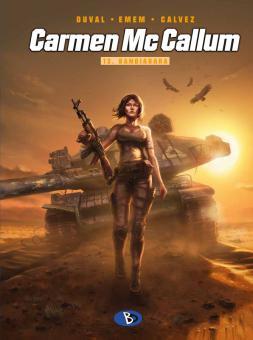 Carmen McCallum 13: Bandiagara