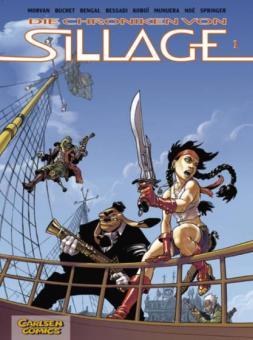 Chroniken von Sillage - Band 1