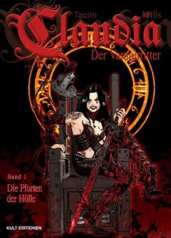 Claudia - der Vampirritter 1: Die Pforten der Hölle