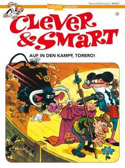 Clever & Smart 4: Auf in den Kampf, Torero!