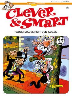 Clever & Smart 9: Fauler Zauber mit den Augen