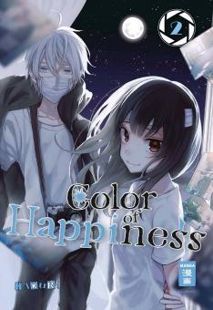 Color of Happiness Band 2