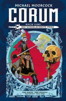 Corum Buch eins: Der scharlachrote Prinz