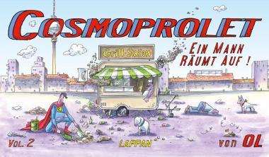 Cosmoprolet   2: Ein Mann räumt auf