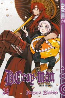 D. Gray-Man Band 26