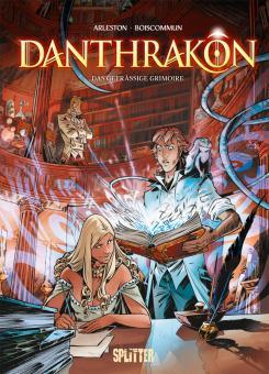 Danthrakon 1: Das gefräßige Grimoire