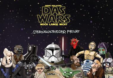 DAS WARS noch lange nicht - Sternenkrieger privat