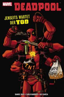 Deadpool: Jenseits wartet der Tod Softcover
