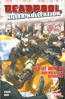 Deadpool Killer-Kollektion 15: Wer ist Agent X? Und wo steckt Deadpool? (Softcover)