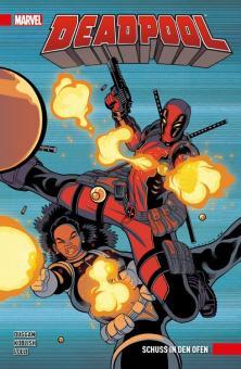 Deadpool Paperback (2017) 4: Schuss in den Ofen