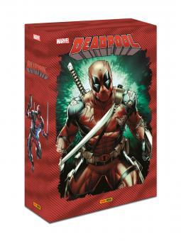 Deadpool (2016) Sammelschuber (inkl. eines Heftes)