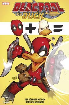 Deadpool the Duck: Der Söldner mit dem großen Schnabel Softcover