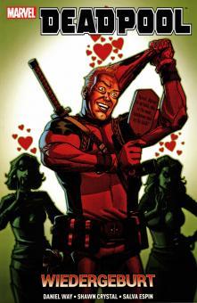 Deadpool: Wiedergeburt Softcover