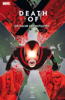 Death of X - Die Rache der Mutanten