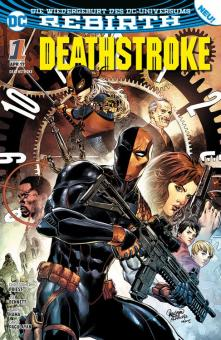 Deathstroke (Rebirth) 1: Der Profi