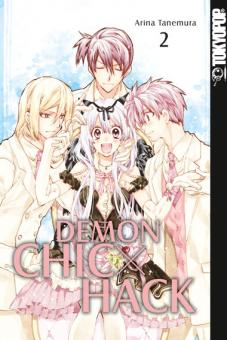 Demon Chic x Hack Band 2
