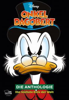Disney: Anthologien Onkel Dagobert - Die Anthologie
