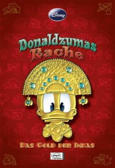 Disney Enthologien 15: Donaldzumas Rache - Das Gold der Inkas