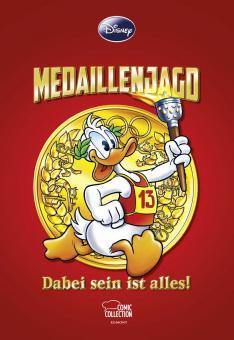 Disney Enthologien 20: Medaillenjagd - Dabei sein ist alles!
