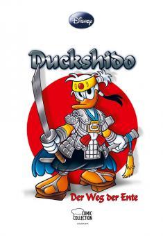 Disney Enthologien 25: Duckshido - Der Weg der Ente