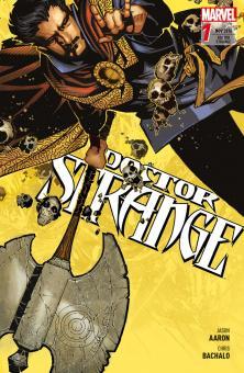 Doctor Strange 1: Der Preis der Magie