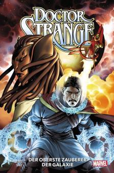 Doctor Strange (2019) 1: Der oberste Zauberer der Galaxie