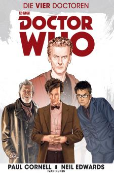 Doctor Who Die vier Doctoren