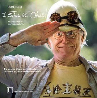 """Don Rosa - """"I still get chills"""""""