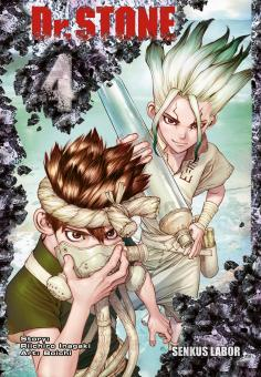 Dr. Stone Band 4