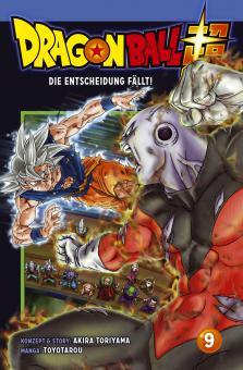 Dragon Ball Super 9: Die Entscheidung fällt